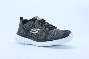 Tênis Skechers Graceful 2.0 88888266 Bkw