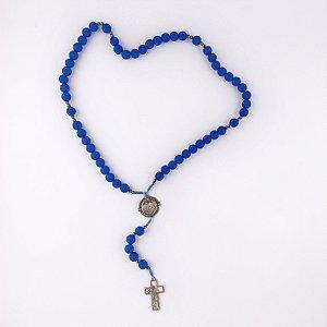 Terço Acampamento Sagrado Coração de Jesus Azul