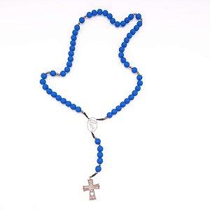 Terço Acampamento Nossa Senhora do Rosário Azul