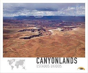 Pôster Canyonlands - EUA - 70cm x 60cm