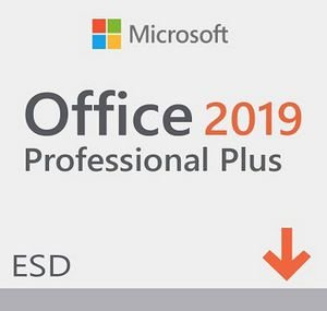 MICROSOFT OFFICE PROFESSIONAL 2019 ESD – 32 / 64 BITS – (DOWNLOAD) + NOTA FISCAL