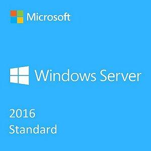 MICROSOFT WINDOWS SERVER 2016 STANDARD – 32 / 64 BITS – (DOWNLOAD) + NOTA FISCAL