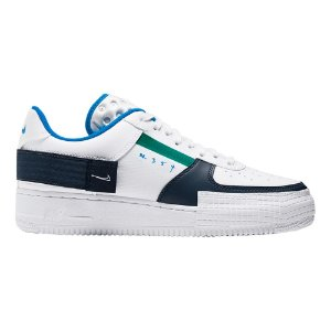 NIKE Air Force 1 Type White Obsidian