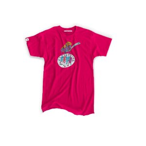 FKVS T-shirt Pink Jelly