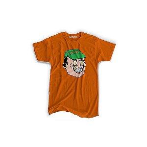 FKVS T-shirt Boneco Laranja