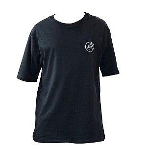 FKVS Camiseta Logo Preta