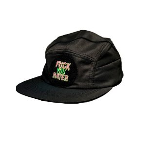 FKVS EM DOBRO Five Panel Fuck You Hater