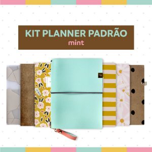 Kit Planner Padrão Mint