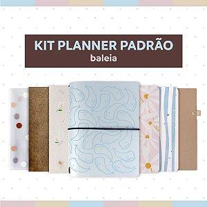 Kit Planner Padrão Baleia