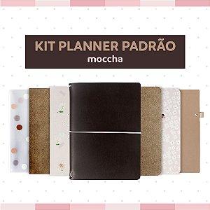 Kit Planner Padrão Moccha