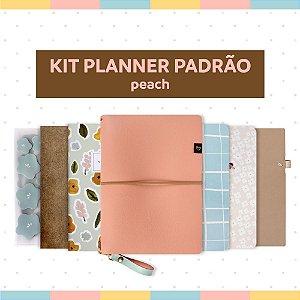 Kit Planner Padrão Peach