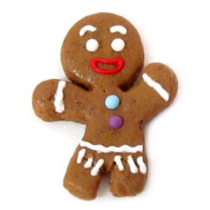 Ímã - Gingerbread Man G