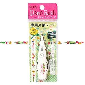 Refil - Fita Decorativa Deco Rush - Buquê - Plus Japan