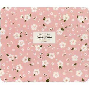 Mouse Pad (1T) Cherry Blossom Sakura Floral Rosa - Artbox