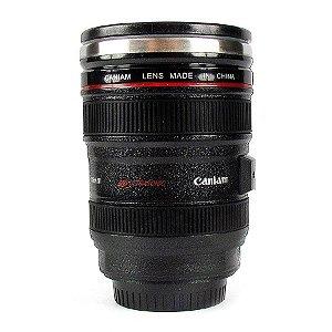 Copo Térmico Lente Fotográfica Caniam - EF 24-105mm f/4.0L USM