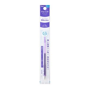 Refil Caneta Gel 0.5 Sliccies Iplus i+ Pentel - Purple Roxo