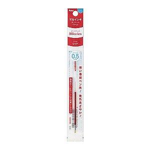 Refil Caneta Gel 0.5 Sliccies Iplus i+ Pentel - Red Vermelho