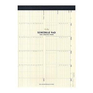 Agenda Semanal de Mesa (Sem Data) Planner Weekly Schedule Pad - Artbox