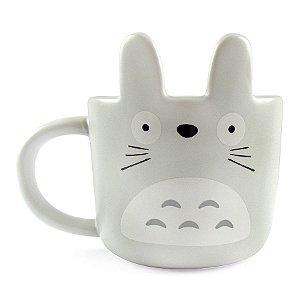 Caneca de Cerâmica 300ml Meu Vizinho Totoro