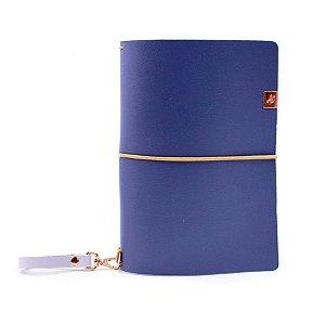 Capa Blueberry (Para 4 Blocos) Para Planner A.Craft Tamanho Padrão