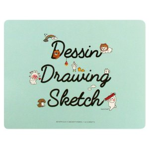 Bloco de Desenho Dessin Drawing Sketch - Artbox