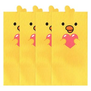 Kit Envelopes Galapagos Friends Pintinho Iren Amarelo