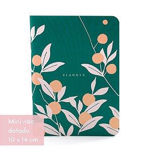 Mini Planner Não Datado Folhas Carité Para Mini Planner A.Craft