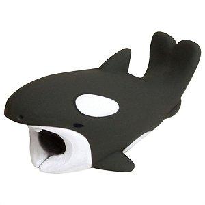 Enfeite e Protetor de Cabo iPhone Tipo Cable Bite - Orca