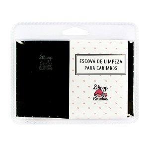 Escova de Limpeza para Carimbos - Lilipop