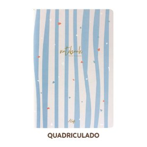 Caderno Quadriculado La Féte Para Planner A.Craft Tamanho Padrão