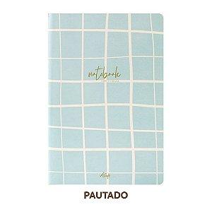 Caderno Pautado Bonjour Para Planner A.Craft Tamanho Padrão