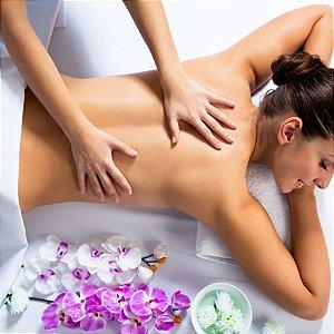 MASSAGEM PARA REDUÇÃO DE MEDIDAS: massage amincissant (técnica francesa)