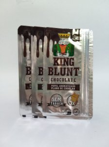 BLUNT KING SIZE CHOCOLATE (un)