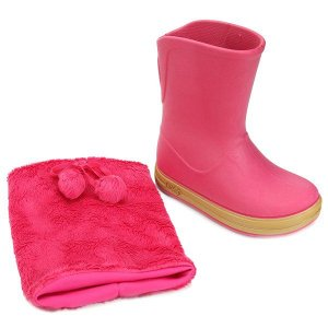 Plugt Galocha Polaina Pink