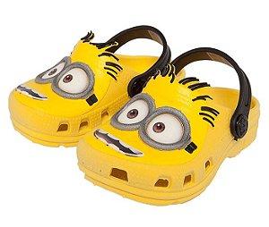 Babuche Minions Amarelo - Plugt