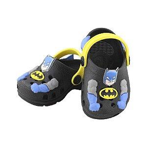 Plugt Babuche Batman Preto