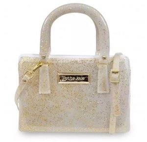 PJ1241 Bolsa Mini Bag Petite Jolie Glitter