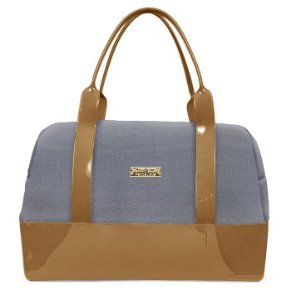 PJ2874 Bolsa WEEKEND BAG ESTAMPA Petite Jolie