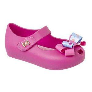 Sapatilha baby laço confeti Pink - World Colors