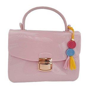 Bolsa Infantil Amora tote com Chaveiro Doce - World Colors