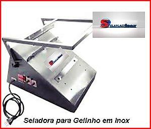 SELADORA PARA GELADINHO EM INOX 40CM