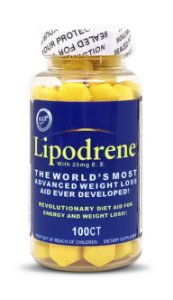 Lipodrene (100 cápsulas) - Hi-Tech Pharma