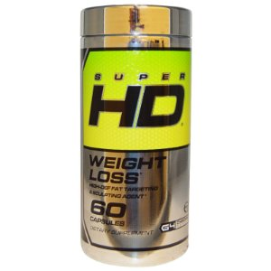 Super HD G4 (60 cápsulas) - Cellucor