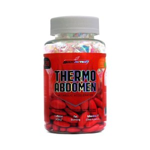 Thermo Abdomen (120 cápsulas) - Body Action