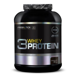 OUTLET - Whey Protein 3W - Probiótica (900g / 2kg)