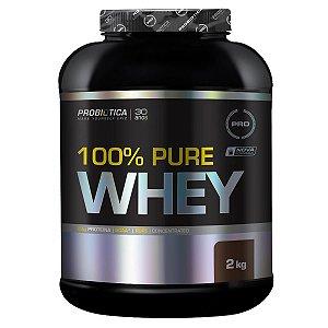 100% Pure Whey - Probiótica (900g / 2kg)