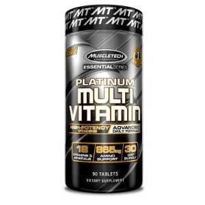 Platinum Multi Vitamin (90 caps) - Muscletech