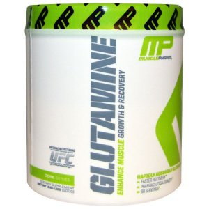 Glutamina (300g) - MusclePharm