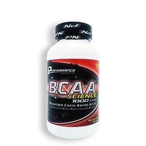 BCAA 1000 Science - 500mg (200 caps) - Performance