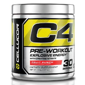C4 Pré Workout - Cellucor (30 doses / 60 doses)